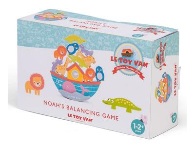 Le Toy Van Noaks Ark Balanslek - Le Toy Van Noaks Ark Balanslek