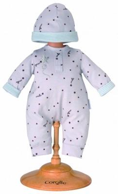 Corolle Pyjamas Grå stjärnor - Corolle Pyjamas Grå stjärnor