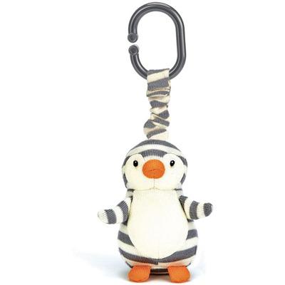 Jellycat Barnvagnshänge Shiver Penguin Jitter - Jellycat Barnvagnshänge Shiver Penguin Jitter