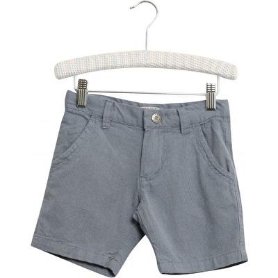 Wheat Ashley Blue Shorts - Wheat Ashley Blue Shorts ( Storlek 3 år )