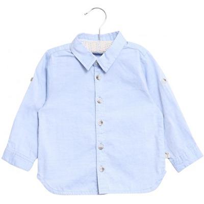 Wheat Shirt Pelle Dove - Wheat Shirt Pelle Dove ( Storlek 12 mån )