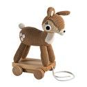 sebra Dragdjur Virkad Bambi - sebra Dragdjur Virkad Bambi