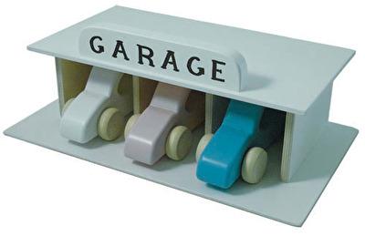 Kalikå  Garage (Vit) - Kalikå  Garage ( Vit )