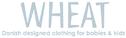Wheat Bathrobe Stitches Ashley Blue