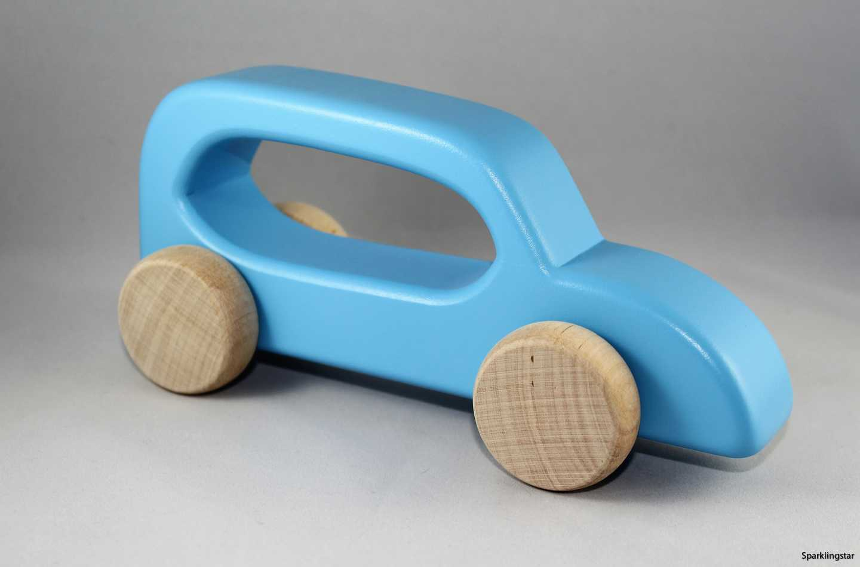 Kalikå Bil ( Blå )