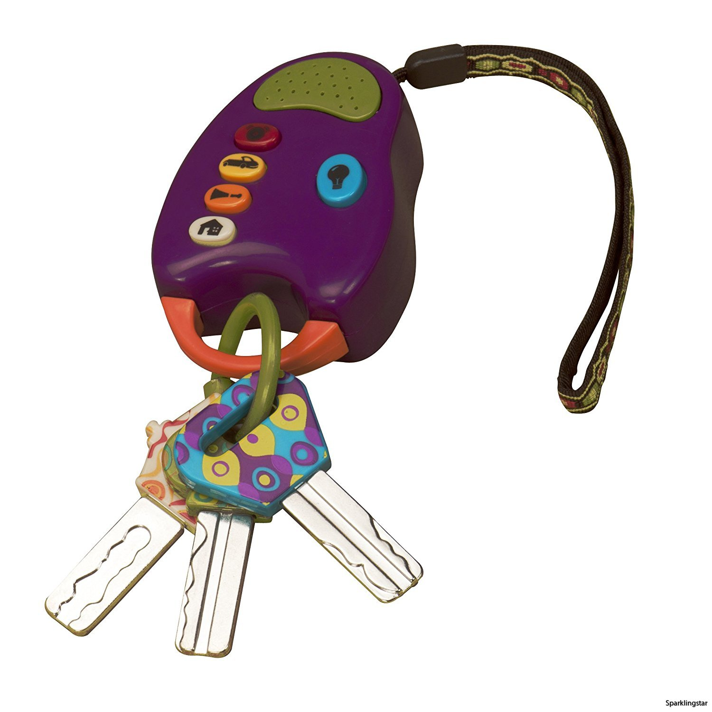 B Toys Fun Keys