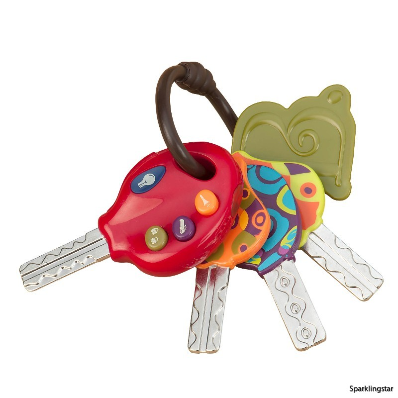 B Toys LucKeys