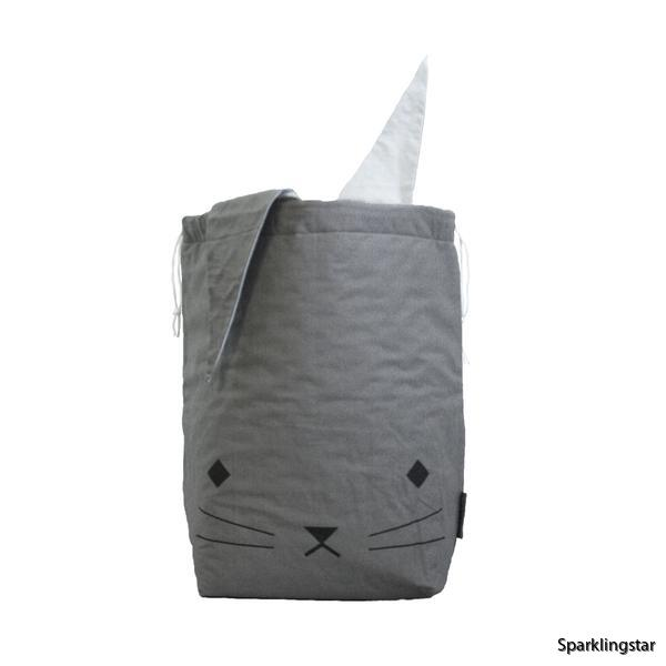 Fabelab Storage Bag Cat