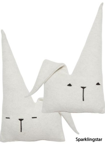Fabelab Travel Friend Bunny Cushion