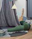 Sebra Sleepy Croc ( Grön )