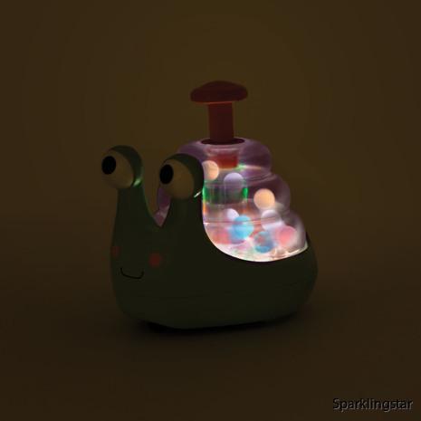 B Toys Escar Gloooow Snail