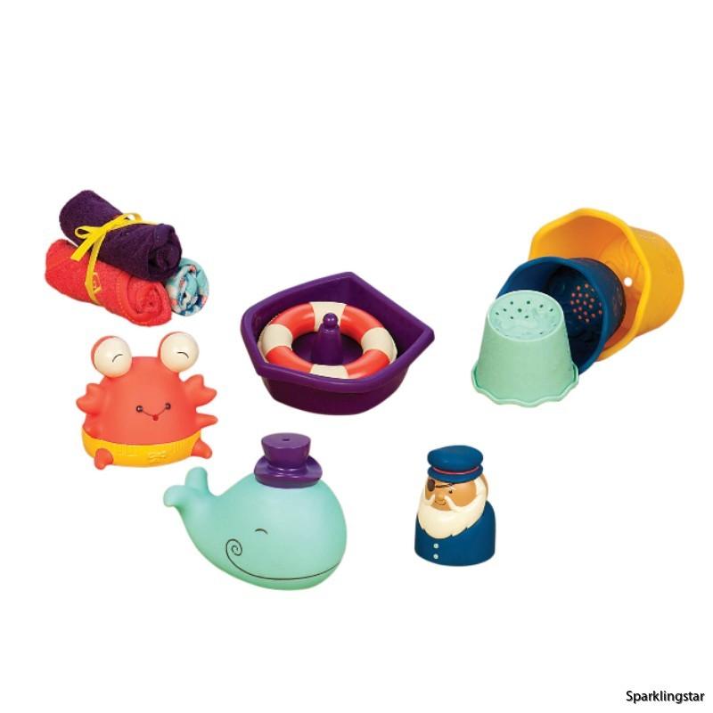 B Toys Wee B Splashy Badset
