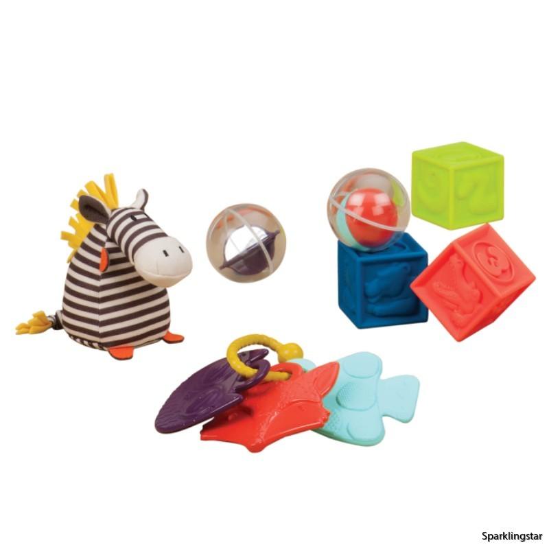 B Toys Wee B Ready Skallra
