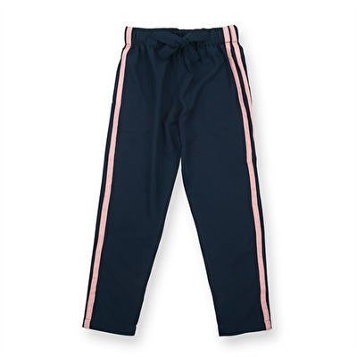 How To Kiss-a Frog Speed Pants Navy/Pink - How To Kiss-a Frog Speed Pants Navy/Pink ( Storlek 3 år )