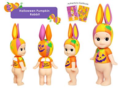 Sonny Angel Artist Halloween Pumpkin 2017 - Sonny Angel Artist Halloween Pumpkin 2017 ( Rabbit )
