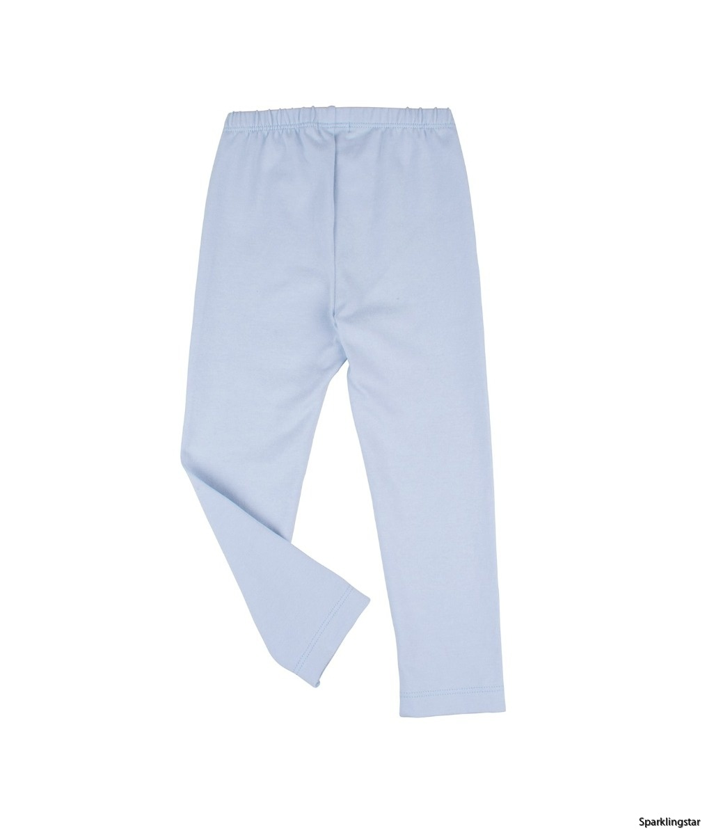 Livly Leggings Baby Blue Bow