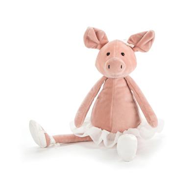 Jellycat Dancing Darcey Piglet - Jellycat Dancing Darcey Piglet