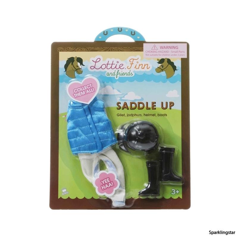 Lottie Saddle Up