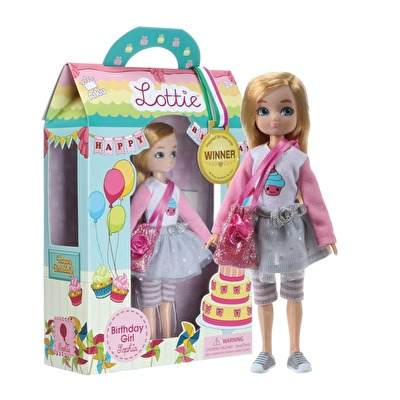 Lottie Birthday Girl - Lottie Birthday Girl
