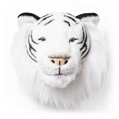 Brigbys Tigerhuvud Vit - Brigbys Tigerhuvud Vit