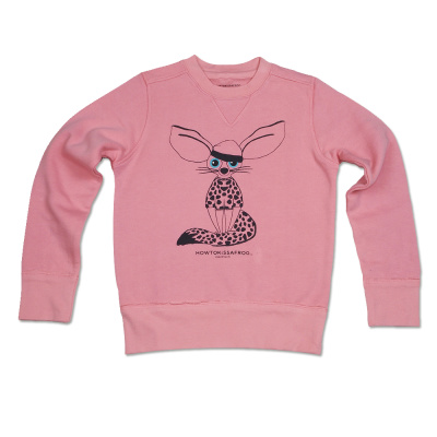 How To Kiss-a Frog Fox Jumper - How To Kiss-a Frog Fox Jumper ( Storlek 3 år )