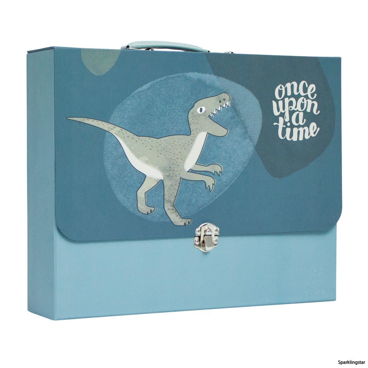 Sebra Teckningsförvaring Dino