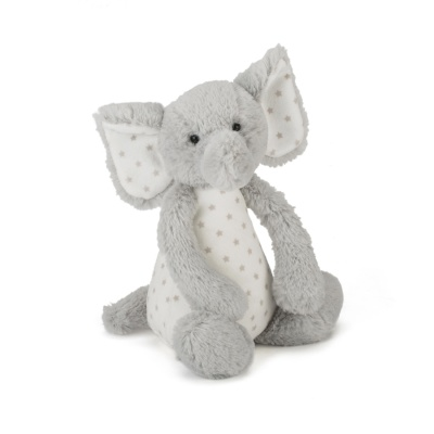 Jellycat Starry Elly Rattle - Jellycat Starry Elly Rattle