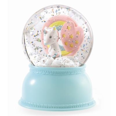 Djeco Nattlampa Unicorn ( Enhörning ) - Djeco Nattlampa Unicorn