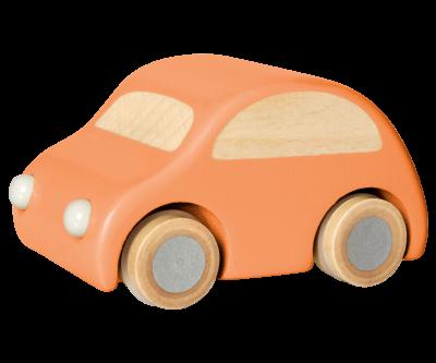 Maileg Woden Car Aprikos - Maileg Wooden Car Aprikos