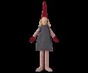 Maileg Mini Pixy Grey Skirt 2017 - Maileg Mini Pixy Grey Skirt 2017
