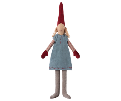 Maileg Mini Pixy Blue Skirt 2017 - Maileg Mini Pixy Blue Skirt 2017