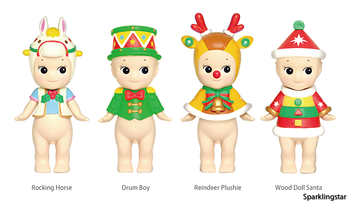 Sonny Angel Christmas Series 2017 Limited