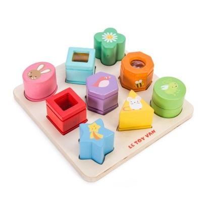 Le Toy Van  Petilou Sensory Shapes - Le Toy Van  Petilou Sensory Shapes
