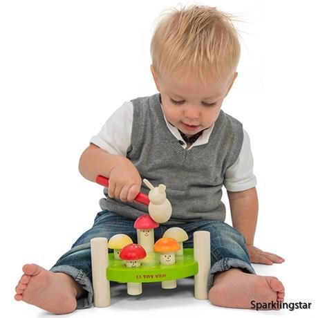 Le Toy Van Hammer Game Mr Mushrooms