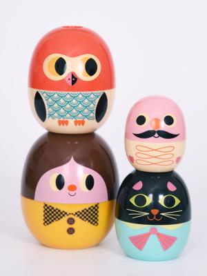 Omm Design Studio Matryoshka Babyoshka - Omm Design Studio Matryoshka Babyoshka