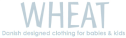 Wheat Down Baby Suit Melange Grey