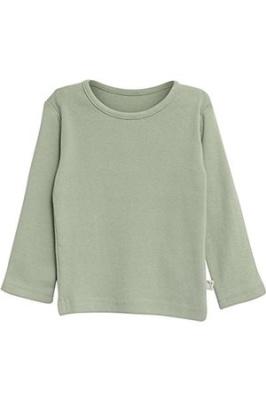 Wheat Basic Boy T-shirt Slate Grey - Wheat Basic Boy T-shirt Slate Grey ( Storlek 6 mån )
