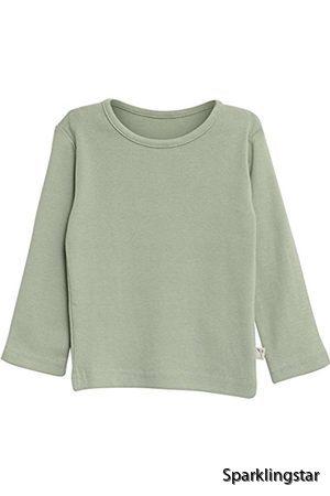 Wheat Basic Boy T-shirt Slate Grey