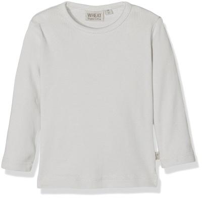 Wheat Basic Boy T-shirt Pearlblue - Wheat Basic Boy T-shirt Pearlblue ( Storlek 6 mån