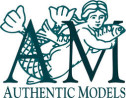 Authentic Models Travels Light True Red