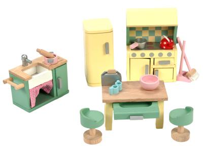 Le Toy Van Dockhusmöbler Kök Daisy Lane - Le Toy Van Dockhusmöbler Kök Daisy Lane