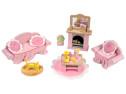 Le Toy Van Dockhusmöbler Vardagsrum Daisy Lane - Le Toy Van Dockhusmöbler Vardagsrum Daisy Lane