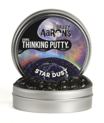 Crazy Aarons Thinking Putty Star Dust - Crazy Aarons Thinking Putty Star Dust