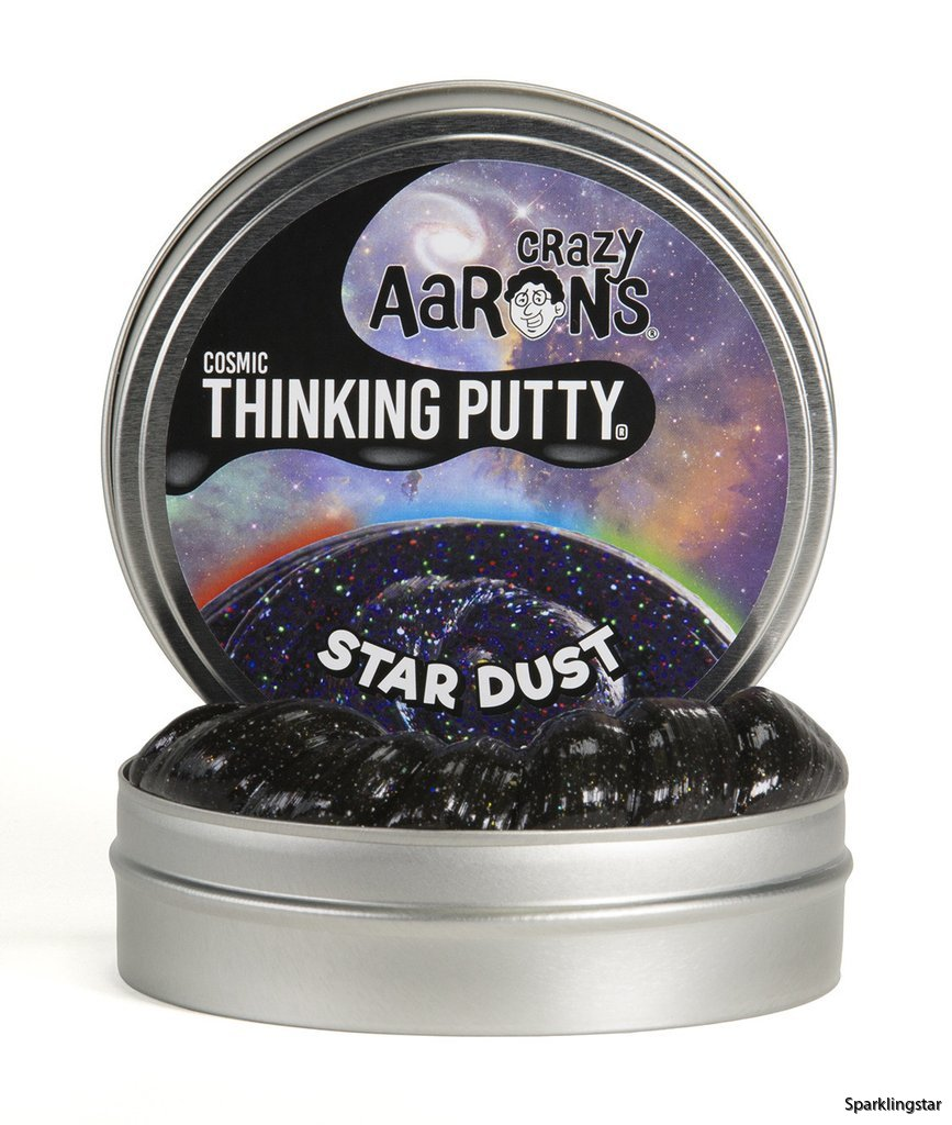 Crazy Aarons Thinking Putty Star Dust