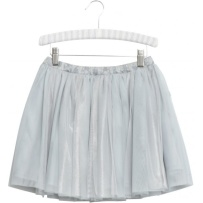 Wheat Skirt Tulle Frozen Pearl Blue