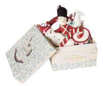 Maileg Classic Ornaments In Box