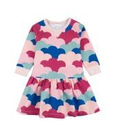 Livly Sweatshirt Dress Cloud Print
