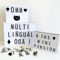 omm DESIGN Light Letterbox