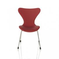 Minimii Arne Jacobsen Sjuan Stol Miniatyr (Röd)