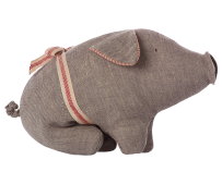 Maileg Pig Grey Small